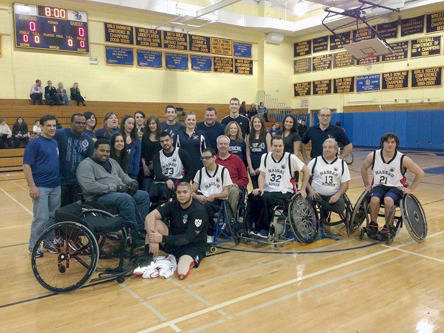 Wheelchair Basketball Game Wheelchair Basketball Game