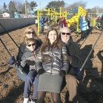 Playground Honors Jericho Woman