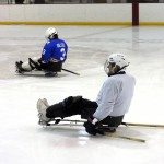 Sled Hockey Nets Success