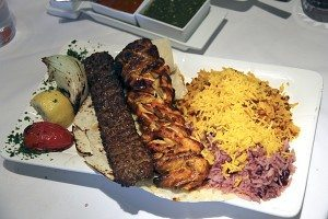 Grilled meats and Sufiya's unmatched rice