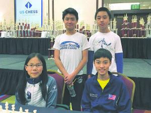 The Jericho chess team took home top honors.