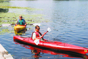 A waterway for non-motorized boats is coming to the North Shore.