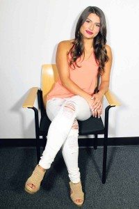 Syosset graduate Ally Melendez helps bring music back to television.